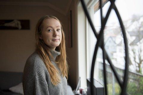 Susann Lofthus er for tiden en av de over 17.500 arbeidsledige i Bergen.