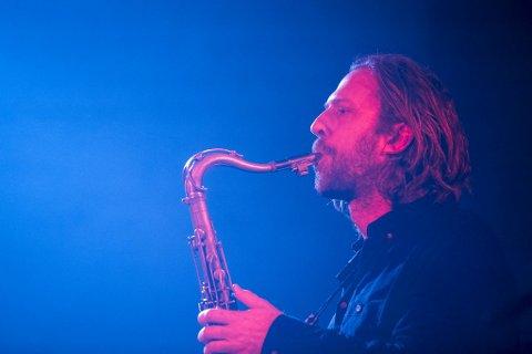 Kjetil Møster og BIT20 Ensemble mottok i dag en Spellemann i kategorien samtid.