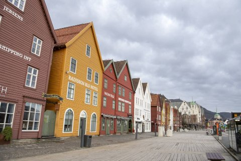 Raddison Blu hotel på Bryggen åpner igjen på torsdag etter å ha vært stengt i to måneder.