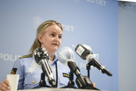 Politiadvokat Christine Møen Wisløff.