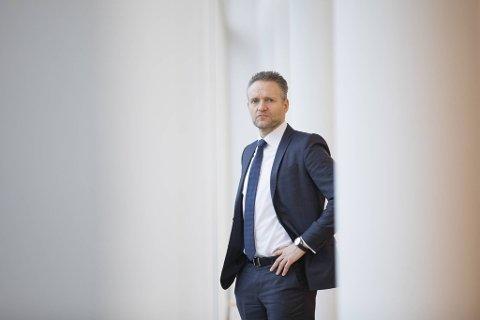 Konsernsjef Jan Erik Kjerpeseth i Sparebanken Vest varsler økt risiko for tap forbundet med koronakrisen.