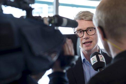 TV 2 frykter at konflikten med Telia/Get kan bli langvarig.Direktør Olav T. Sandnes er lei seg for at seerne blir rammet. Nå har han skrevet et personlig brev til de berørte.
