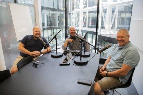 Jan Gunnar Kolstad har med seg Mons Ivar Mjelde og Jonas Johnsen, og guttene i Fotballpreik mener en trenersparking i RBK kan slå begge veier søndag!