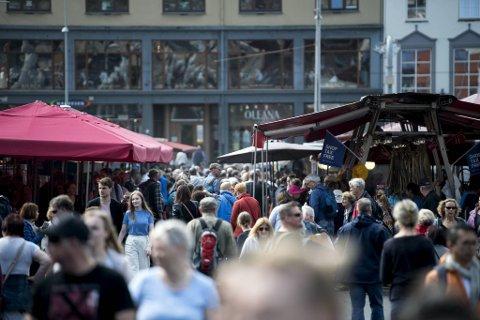 Nå kan europeiske turister komme til Norge.