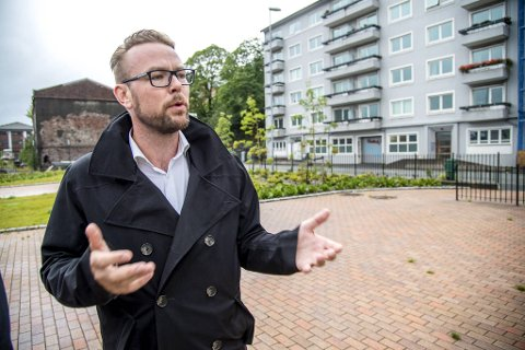Harald Victor Hove forstår at deltakere i friidretts-NM kan vegre seg mot å dra til Bergen. FOTO: EIRIK HAGESÆTER (arkiv)