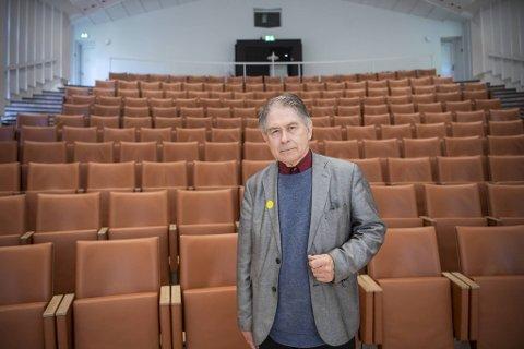 Pensjonist og tidligere musikkformidler, Eilif Løtveit forteller at han har hatt et forhold til Grieg og Troldhaugen i nærmere femti år.