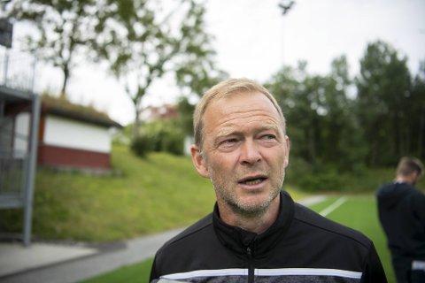 Patrik Hansson ble ansatt som Sandviken-trener foran 2019-sesongen. Jobben varte i et drøyt år.