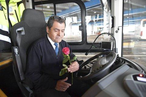 Raul Cepeda minnes sin døde kollega.