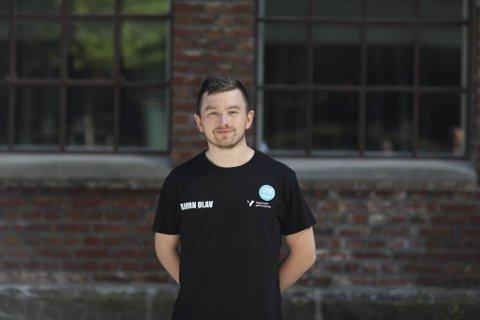 Leder for fadderuken ved HVL i Bergen, Bjørn Olav Østeby.