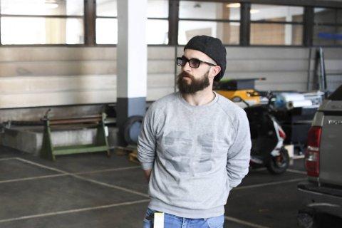 Alexsander L. Torsvik er Fellesforbundets klubbleder i StS Gruppen, som driver med isolasjon, stillas og overflatebehandling på plattformer og anleggsområder.