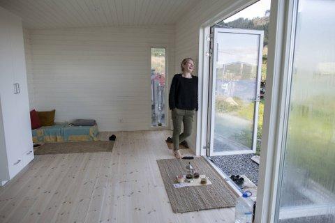 Kristina Hempel bestemte seg for å flytte til Norge etter å ha feriert her et par ganger.