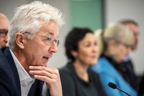 Fylkesordfører Jon Askeland (SP) er skuffet over at ingen av Vestlandskommunene nådde opp i konkurransen.