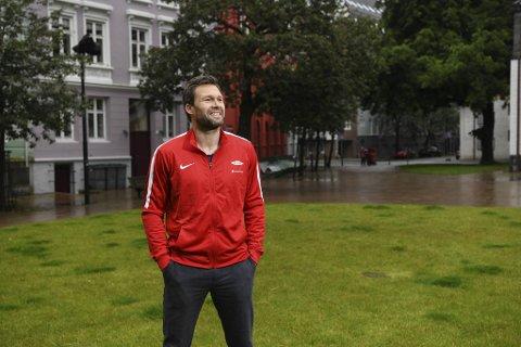 Håkon Opdal har troen på sin nye sjef.