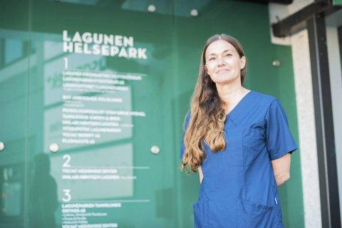 Daglig leder ved Volvat medisinske senter, Randi Brudvik (50), ønsket et samarbeid med kommunen for å kunne tilby gratis koroantesting.