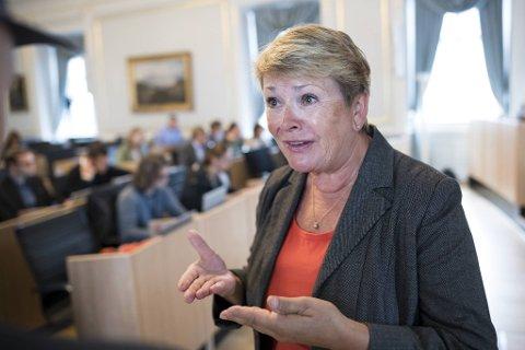 Hilde Onarheim, leder i helseutvalget i bystyret i Bergen.