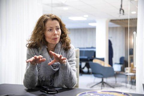 Ruth Brusdal leder en virksomhet i vekst.