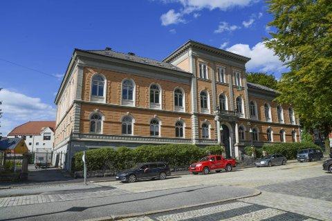 Bruken av bygget i Strømgaten er høyst begrenset. Det kan være i ferd med å forandre seg.