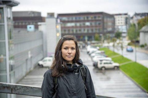 Synnøve Kvamme, fylkessekretær i Naturvernforbundet.