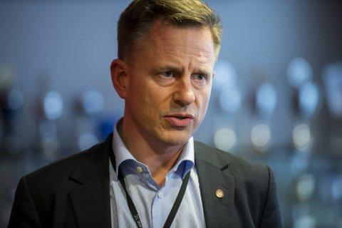 Robert Rastad har jobbet i Bergen kommune siden 2003.