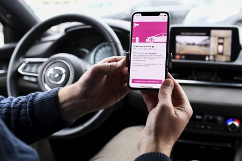 Bergen Parkering har inngått samarbeid med Easypark slik at du nå kan benytte denne appen i byens to største parkeringshus. Dermed slipper du p-lapp og automatbetaling.