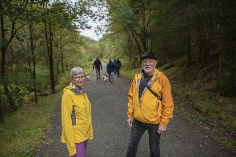 Beate Hverven, Anton Engen og Fyllingsdalen frivillighetssentral inviterer til tur tirsdag.