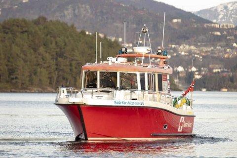 I 13 år har Røde Kors Båten Hordaland patruljert langs kysten.