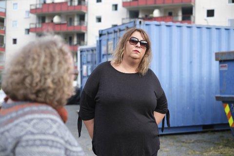 Hjørdis Toprak gleder seg over at de får gjennomført prosjektet, som de har hatt i tankene en god stund.