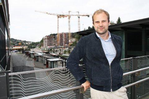 Joakim Kyrre Myklebust, medlem i utvalg for miljø og byutvikling.
