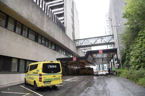 Søndag var det ingen innlagte pasienter med covid-19 i Helse Bergen.