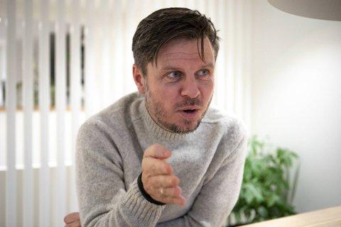 Alexander Straus blir presentert som ny Sandviken-trener mandag.