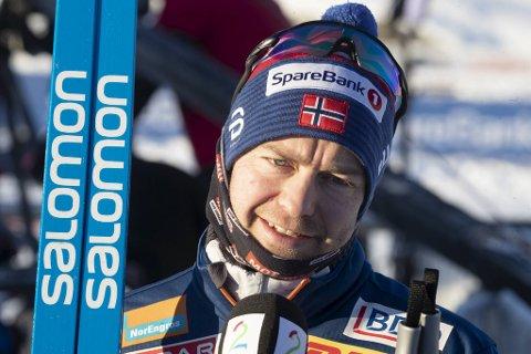 Vossingen Sjur Røthe er i rute til VM, i hvert fall formmessig.
