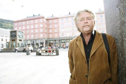 – Ingen av oss kan hugsa anna enn at Kenneth var tillitsvald. Han var var fylkessekretær i FO Hordaland frå 2003-2016. (Bildet er frå 2006.)