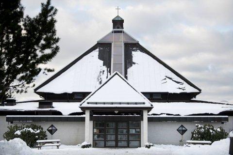 Olsvik kirke er en av kun to kirker i Bergen som fremdeles er på kommunale hender.