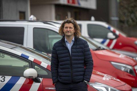 Daglig leder i Taxi 1, Robert Aasmul, fikk seg en ubehagelig overraskelse da han skulle søke om lønnskompensasjon.