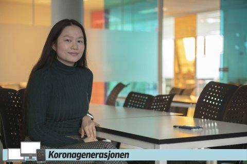 Emilie Korneliussen Litleré forteller at hun selv ble utsatt for mobbing da hun gikk på barneskolen.
