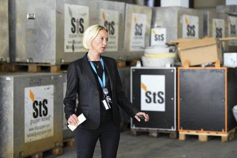 Ingrid Solheim, administrende direktør i Sts Group mener at smitteverntiltakene må følges opp med beslutninger som reduserer belastningen og gir forutsigbarhet for næringslivet.
