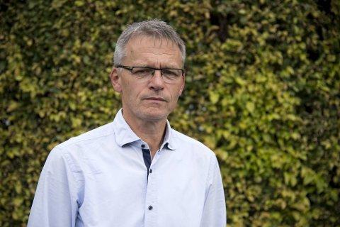 Knut Berge, daglig leder i NFF Hordaland.