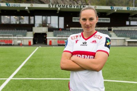 Marit Bratberg Lund har vært blant Toppseriens beste spillere denne sesongen, men kom ikke med i landslagstroppen.