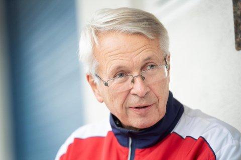 Oddvar Jensen ble utnevnt til æresmedlem i Norges idrettsforbund (NIF).