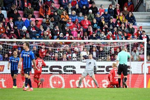 Lennart Grill likte ikke måten Stabæk spilte fotball på.