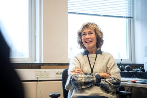 Marit Voltersvik har tidligere vært legevaktsjef i Bergen. Nå er hun smittevernoverlege.