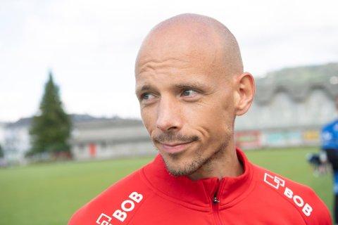 Ruben Kristiansen (33) fortsetter karrieren i Brann.