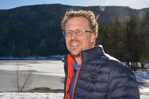Ordfører Jarand Felland (Sp) i Tokke kommune.