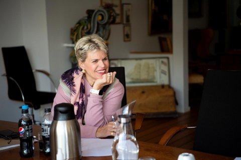 Nina Skage er konstituert som arbeidende styremedlem og daglig leder for Festspillene i Bergen.
