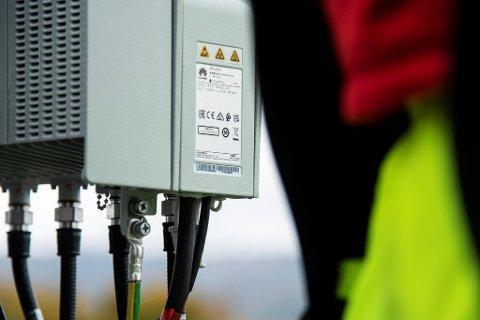 Utstyr fra kinesiske Huawei skal gi Telenor-kunder i Bergen tilgang til 5G-nettet.