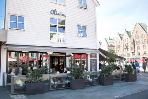 Inntil videre får man ikke kjøpt pizza hos Olivia, der mange bergensere liker å spise italiensk mat.