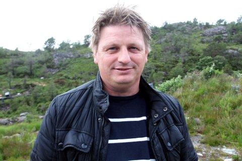 Geirmund Brendesæter har suksess med Bremnes i lavere divisjoner.
