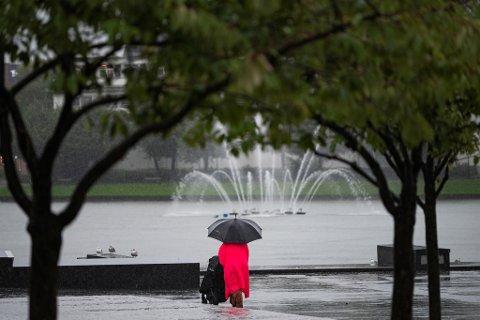 Meteorologen melder grått vær i høstferien.
