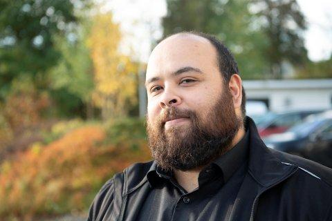 – Jeg skal bruke all min styrke til å slåss for dem nederst ved bordet, sier Richard Storevik (33).