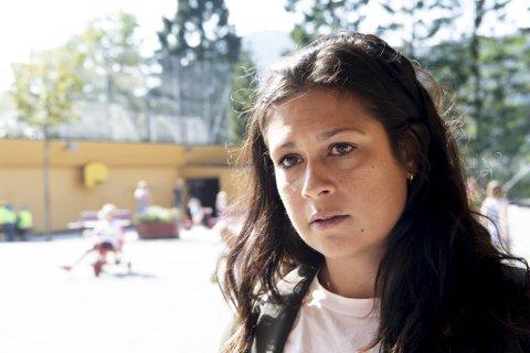 Camilla Ahamath (SV) er forferdet over funnene i rasisme-rapporten.